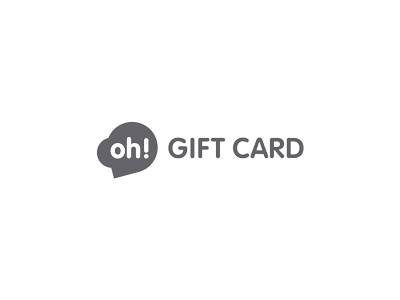Oh Gift Card